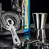 Soing 24-Piece Cocktail Shaker Set,Perfect Home