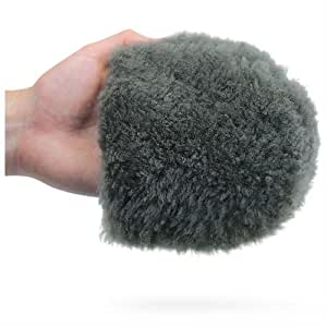 Dodo Juice - Manopla de lana de oveja merina para limpieza de ruedas