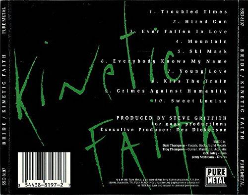 Kinetic Faith