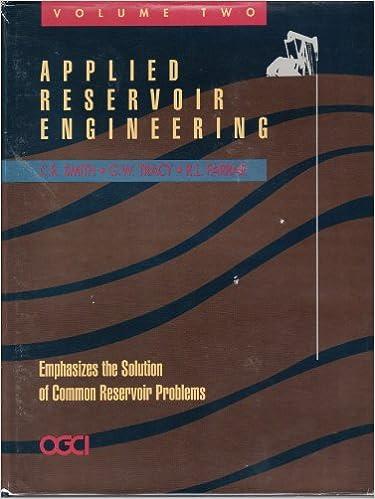 Applied Reservoir Engineering: 002