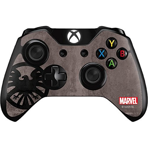Marvel Avengers Xbox One Controller Skin - Shield Emblem Vinyl Decal Skin For Your Xbox One Controller