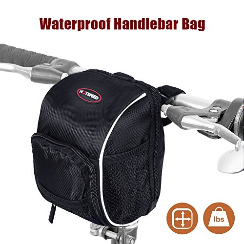 Great bike handle bag