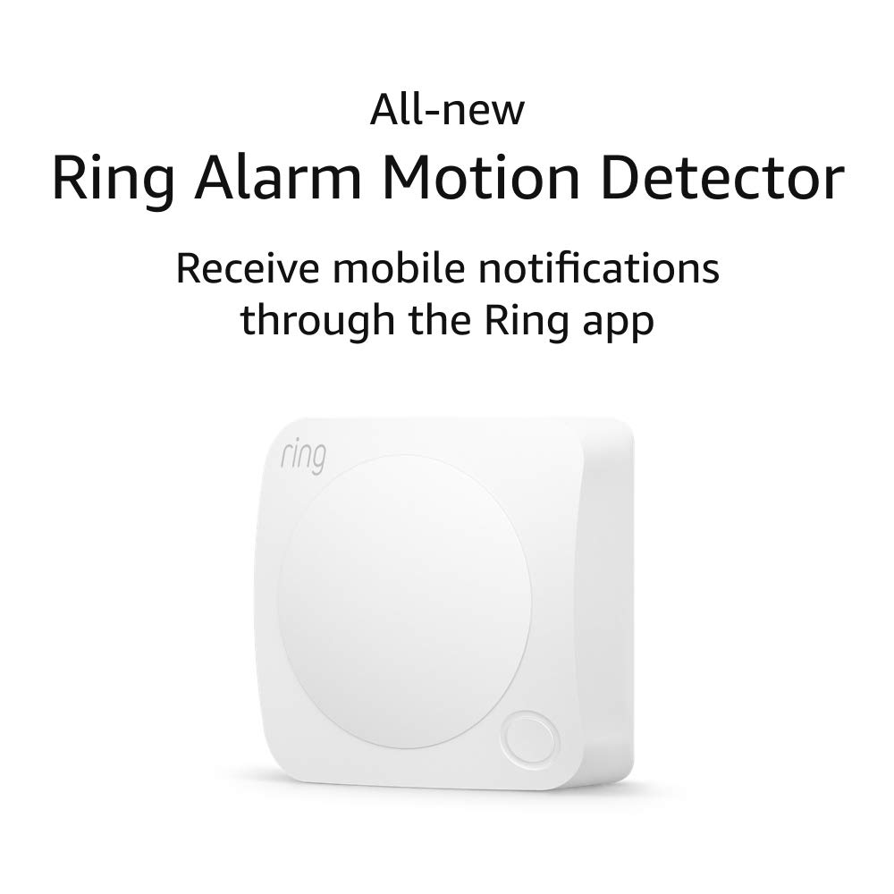 All-new Ring Alarm Motion Detector (2nd Gen)