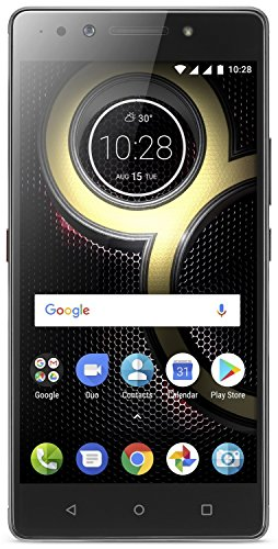 Lenovo K8 Note XT1902-3 64GB Black, Dual Sim, 4GB, GSM Unlocked International Model, No Warranty (Lenovo Mobile)