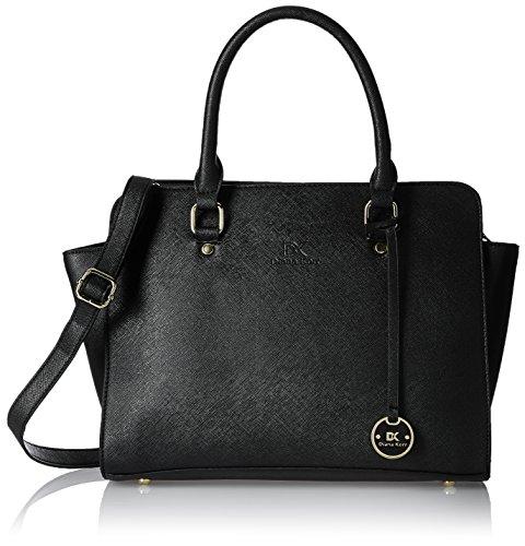 Diana Korr Women's Shoulder Bag Handbag (Black) (DK10HBLK)