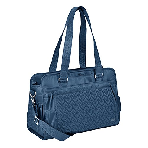 Lug Caboose Carry All Bag, Ocean Blue, One Size