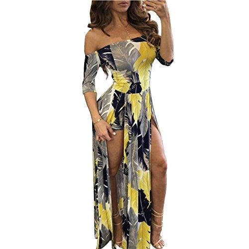 Buy yellow summer dresses - 9
