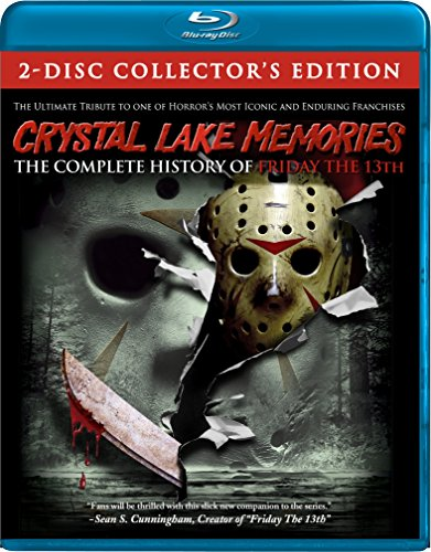 Crystal Lake Memories: Complete History of Friday the 13th (Blu Ray Memory)