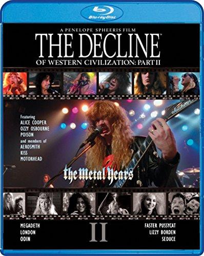 Decline of Western Civilization Part II: Metal [Blu-ray]