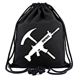 Aristory Fortnite Drawstring Bag Water Resistant Gym Sackpack School Travel Party Favor Bagpack(H05) Review