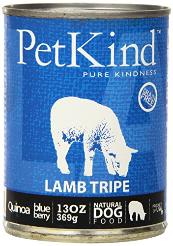 PETKIND 328012 That's It Lamb Tripe Supplement for Pets, 13-Ounce, Pack of 12