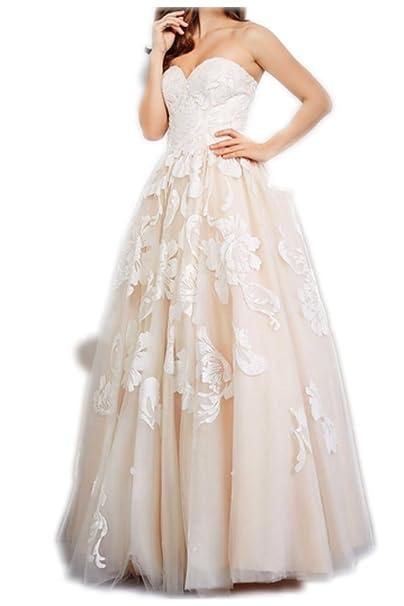 Charm novia de tul ball-gown Prom Vestido Vestido de bola vestido de fiesta vestido