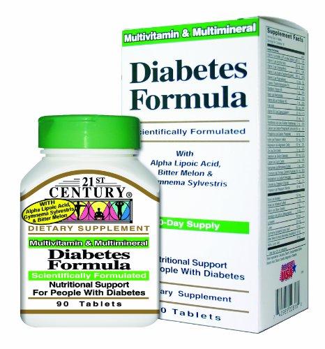21st Century Diabetic Formula