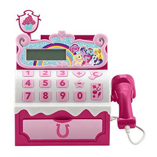 My Little Pony Sugar Cube Cash Register Toy
