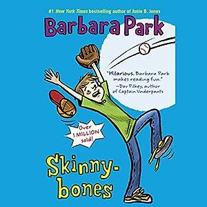 Skinnybones Audiobook