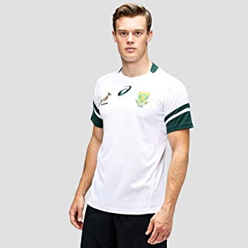 South Africa Springboks Away Jersey 2016/17: Amazon.es: Deportes y ...