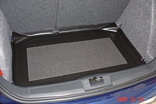 Kofferraumwanne mit Anti-Rutsch passend f/ür VW Polo 9N 2001-2009