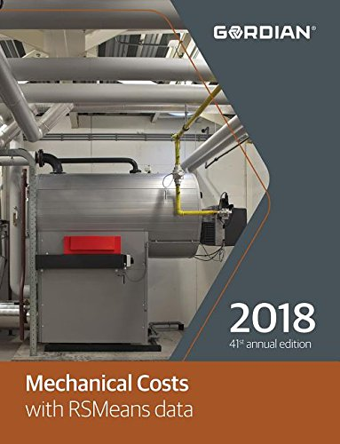 Mechanical Cost with RSMeans Data (Means Mechanical Cost Data)