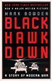 Front cover for the book Black Hawk Down: A Story of Modern War by Mark Bowden