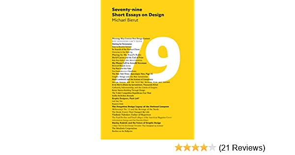 Essay Paper Seventynine Short Essays On Design  Kindle Edition By Michael Bierut  Arts  Photography Kindle Ebooks  Amazoncom Sample Essay High School also Narrative Essay Thesis Statement Examples Seventynine Short Essays On Design  Kindle Edition By Michael  English Composition Essay Examples