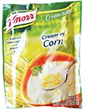 Knorr Cream of Corn Soup Mix 2.82oz (Pack of 4)