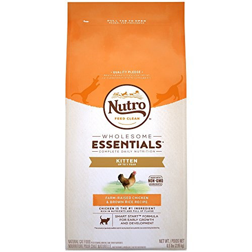 natural choice kitten food - 1