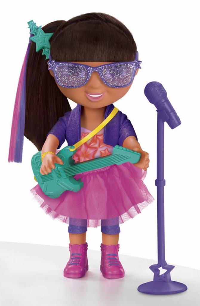 Amazon.com: Fisher-Price Dora Rocks Sing and Shine Dora