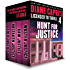 Licensed to Thrill 4: Hunt for Justice Series Thrillers Books 4-7 (Diane Capri's Licensed to Thrill Sets)