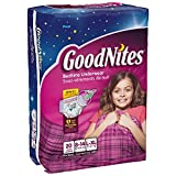 Goodnites Underwear - Girl - Large/X-Large - 20 ct