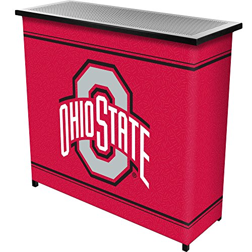 NCAA Ohio State University Two Shelf Portable Bar with Case Review