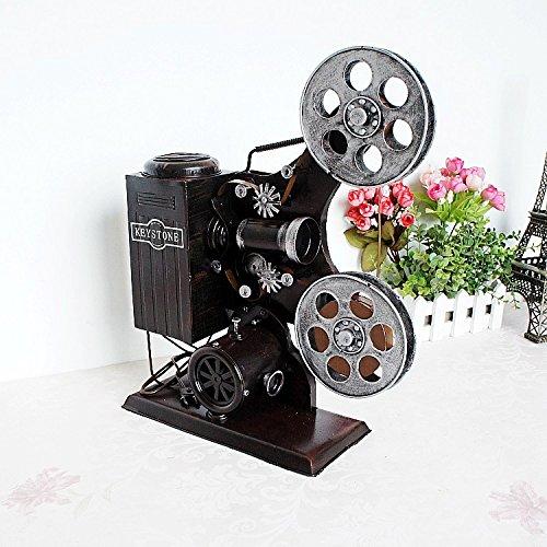 GFEI Antiguo proyector de cine modelo vintage Decoracion ...
