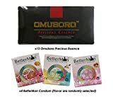(12) Pack Omuboro Precious Essence Longer Erection & Improve Male Health Perfomance + Free (4) Box BetterMan Anion Condom with OxyPlus formula
