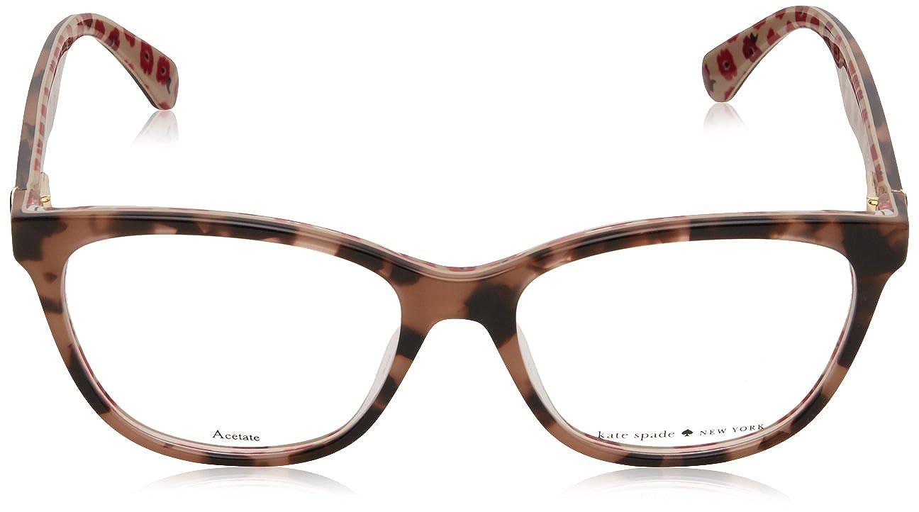 4cd590175040 Eyeglasses Kate Spade Atalina 02VL Pink Havana Pattern at Amazon Men's  Clothing store: