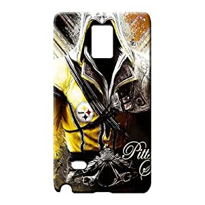 samsung note 4 Classic shell Designed Awesome Phone Cases mobile phone shells pittsburgh steelers nfl football