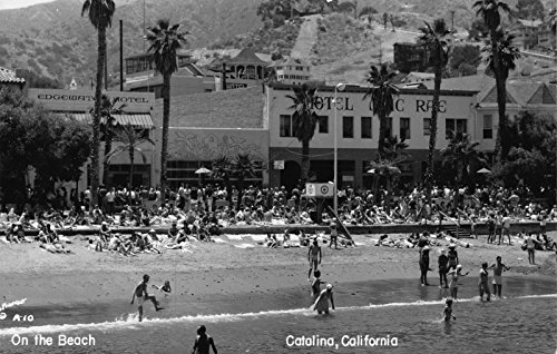 RPPC Hotels, Waterfront, Beach in Avalon, Catalina Island, California~116651