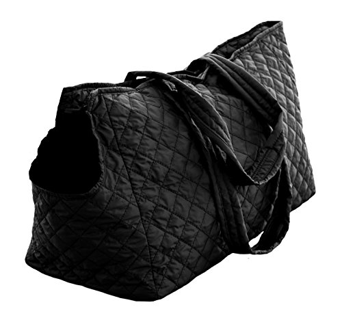 Multipet Voyage Tacoma Quilted Black product image