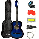 Martin Smith W-38-BL Acoustic Guitar Pack, Blue