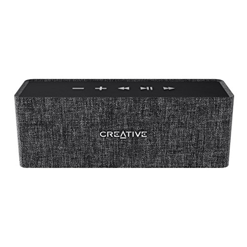 Creative Bluetooth Wireless Speaker Black
