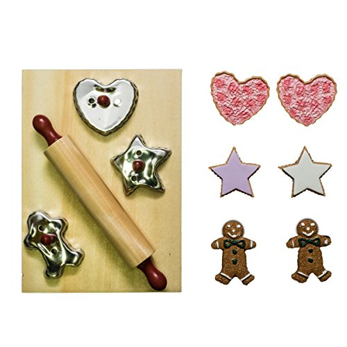 The Queen's Treasures New French Baking Tools and Cookies 18
