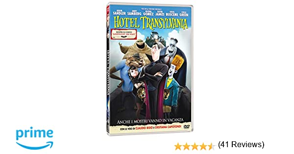 Hotel Transylvania [Italia] [DVD]: Amazon.es: Mark Mothersbaugh ...