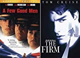 Tom Cruise Lawyer Bundle/ He's Short- Can He Handle The Truth? The Firm & A Few Good Men Special Edition (2 DVD Bundle)