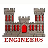 US Army Engineer Branch Decal