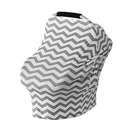 Amazon.com: Pañuelo para bebé recién nacido, multiusos, para ...