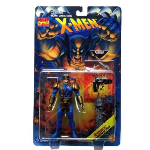 Marvel Comics X-Men Mutant Genesis Series Mavrick Figure (Gambit X Men Days Of Future Past)