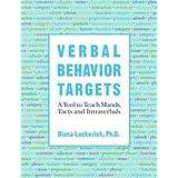 Verbal Behavior Targets