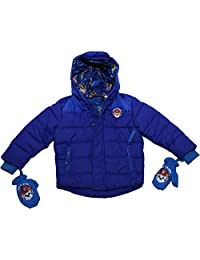 Paw Patrol Winter Coat with Mittens By BestTrend