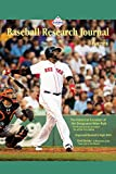 img - for Baseball Research Journal (BRJ), Volume 45 #2: Fall 2016 Issue book / textbook / text book