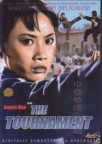The Tournament DVD English dubbed