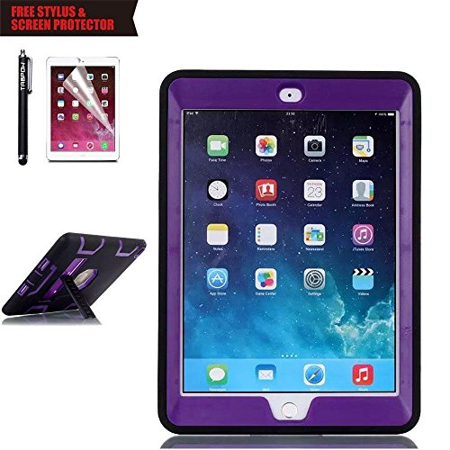 iPad Air TabPow Triple Layer Shock Resistant
