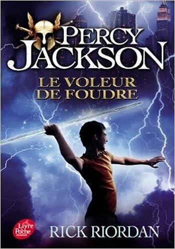 Percy Jackson (Tome 1) : Le Voleur de foudre